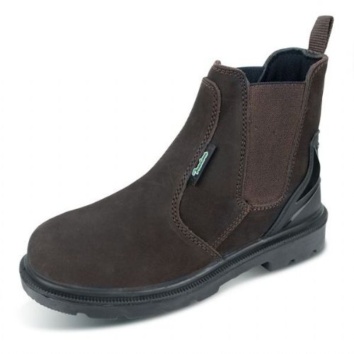 Click Traders Safety Dealer Boots